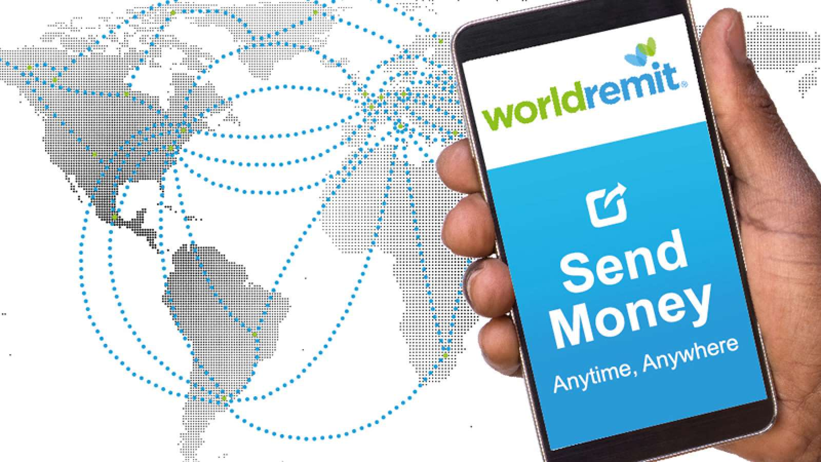 Receive Money From Abroad Directly Into Your Mobile Account